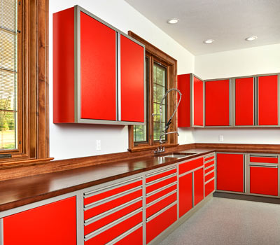 Challenger Designs Garage • Maximize your living space