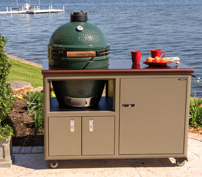 Challenger Designs Grill • Everything you need