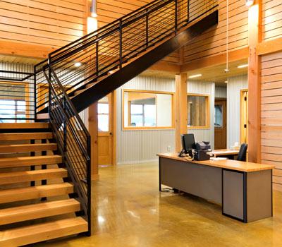 Challenger Designs Interior • Create the perfect interior space