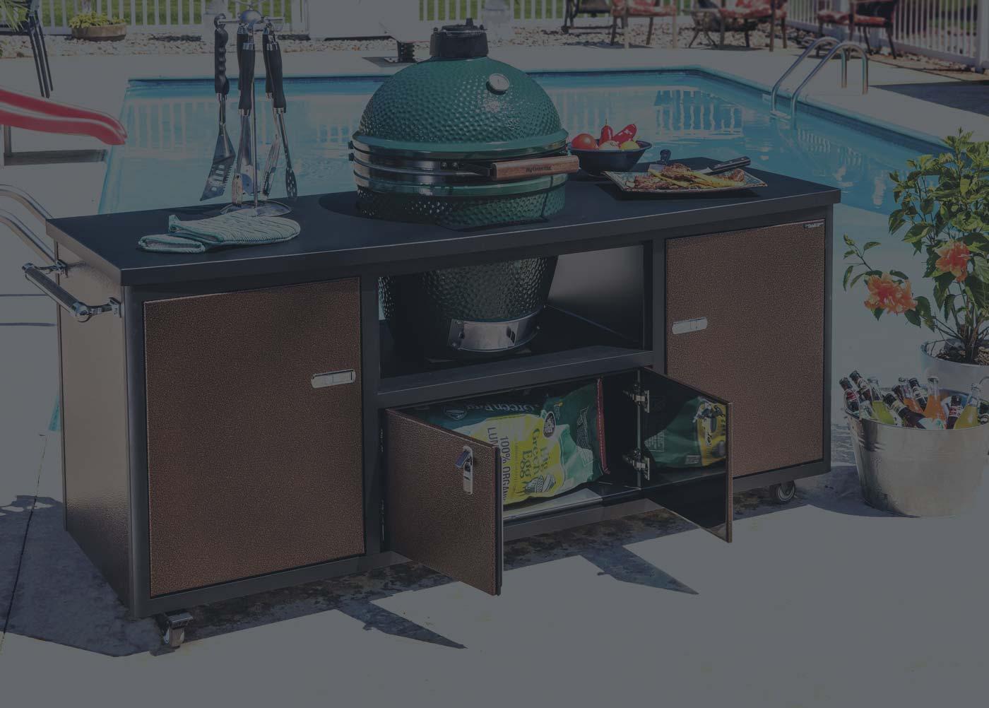Challenger Designs Outdoor Kitchens