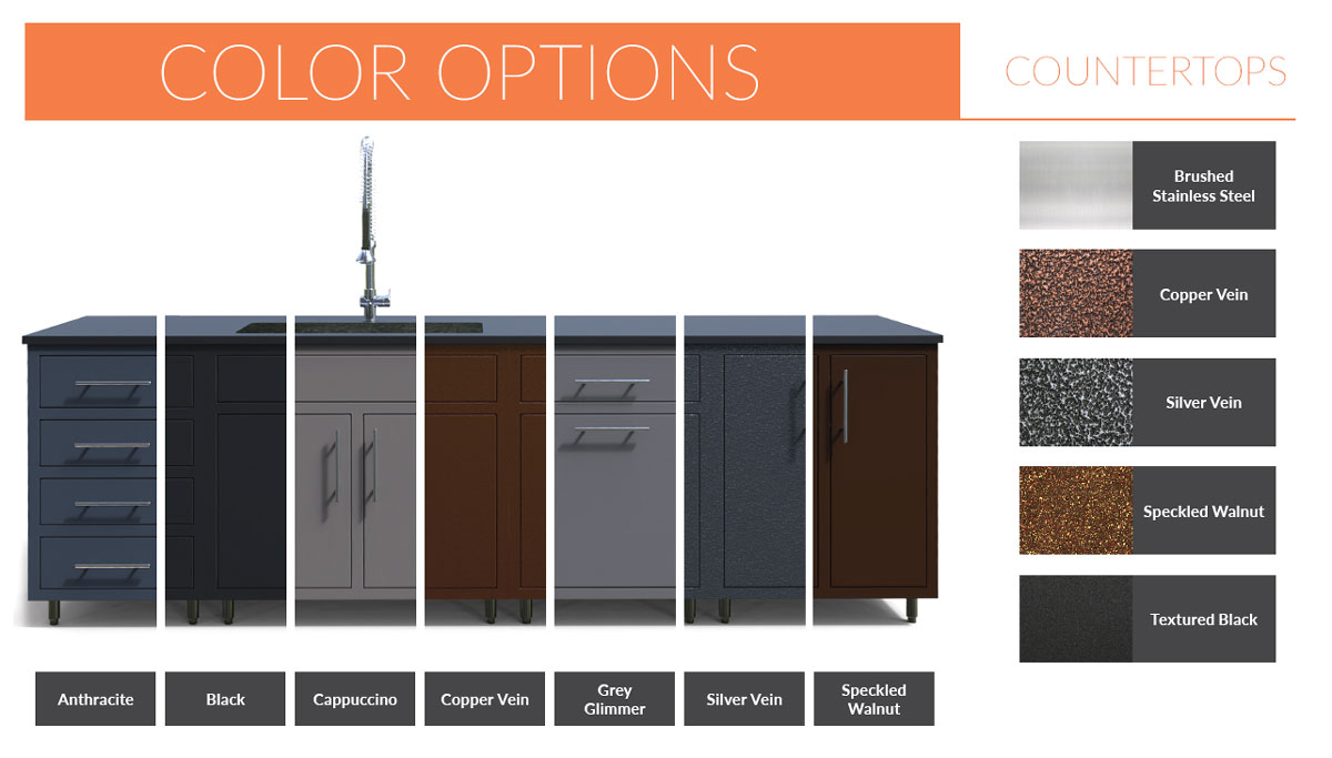 Kitchen Color Options