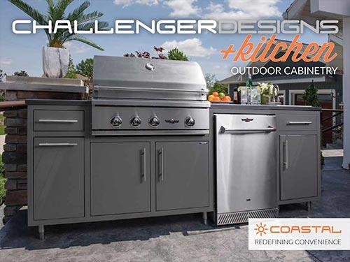 CHALLENGER DESIGNS +kitchen Coastal Series