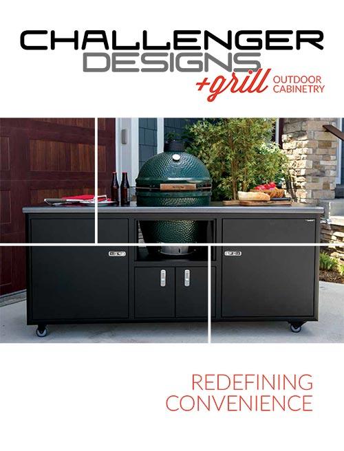 CHALLENGER DESIGNS +grill