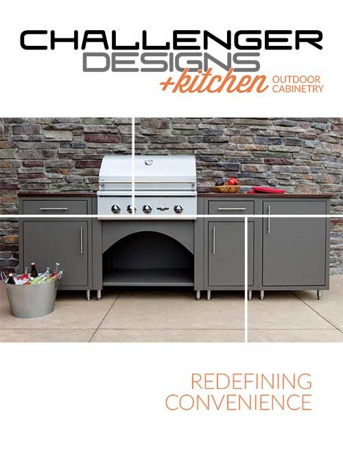 CHALLENGER DESIGNS +kitchen