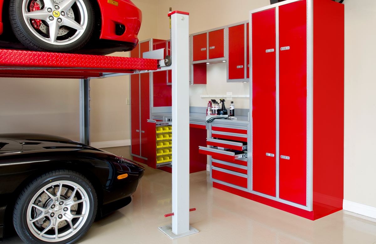 +garage • Challenger Designs Gallery