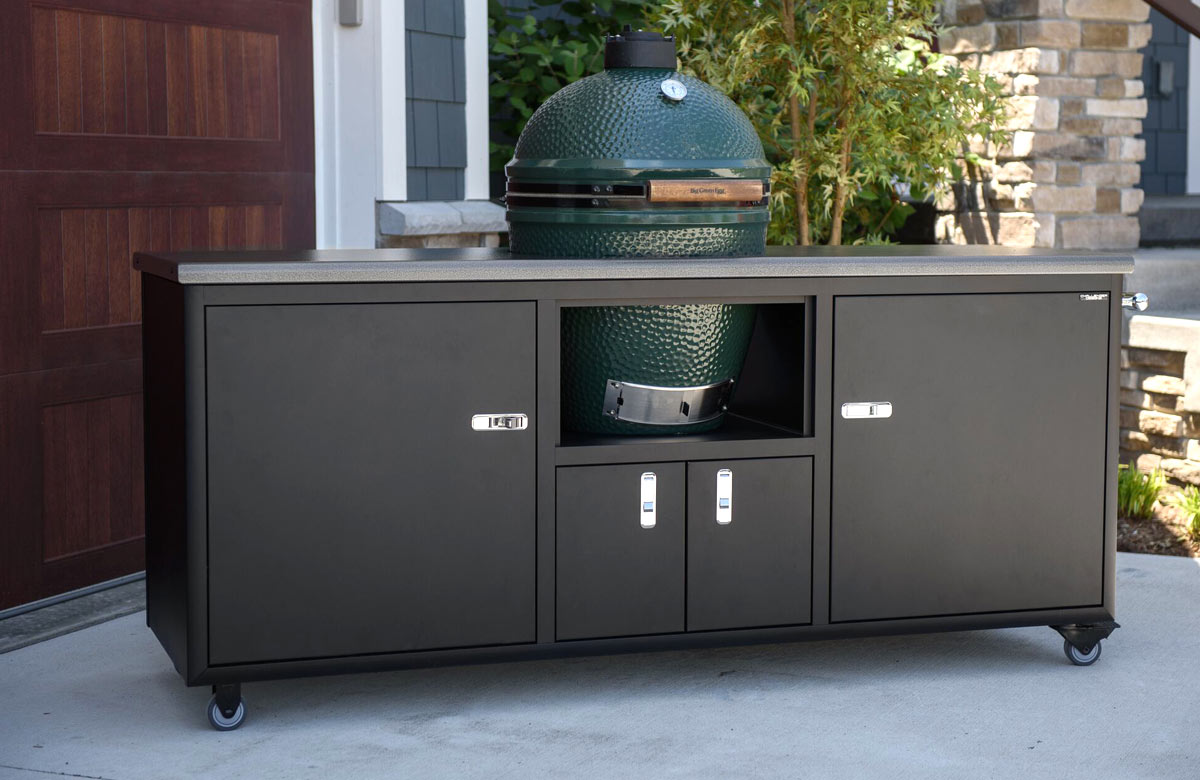 +grill • Challenger Designs Gallery