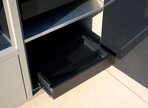 Universal Floor-Mount Drawer