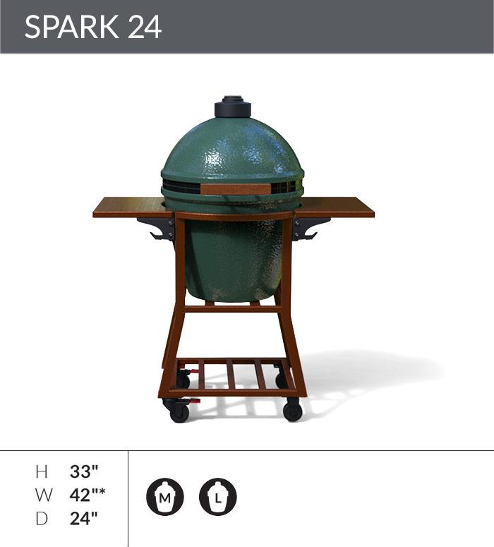 CHALLENGER DESIGNS Spark 24