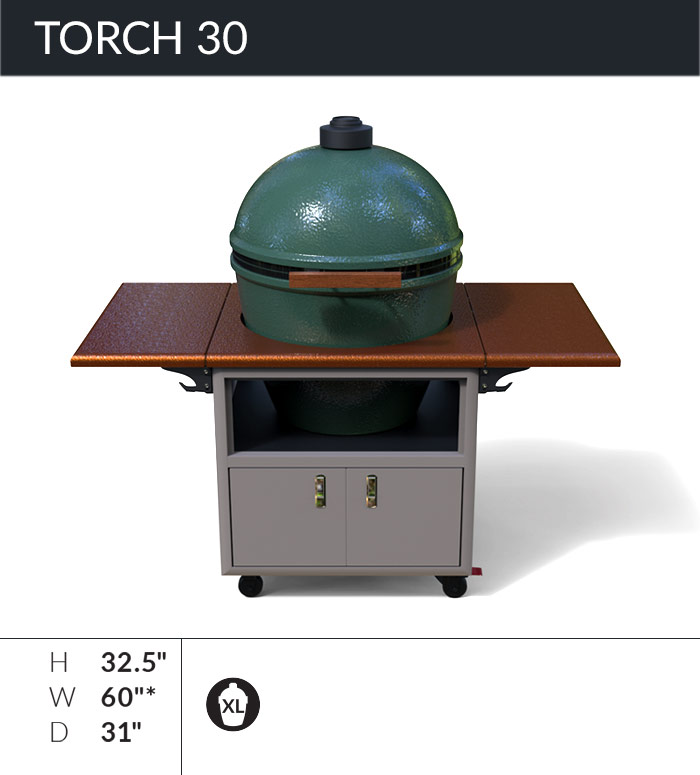CHALLENGER DESIGNS Torch 30