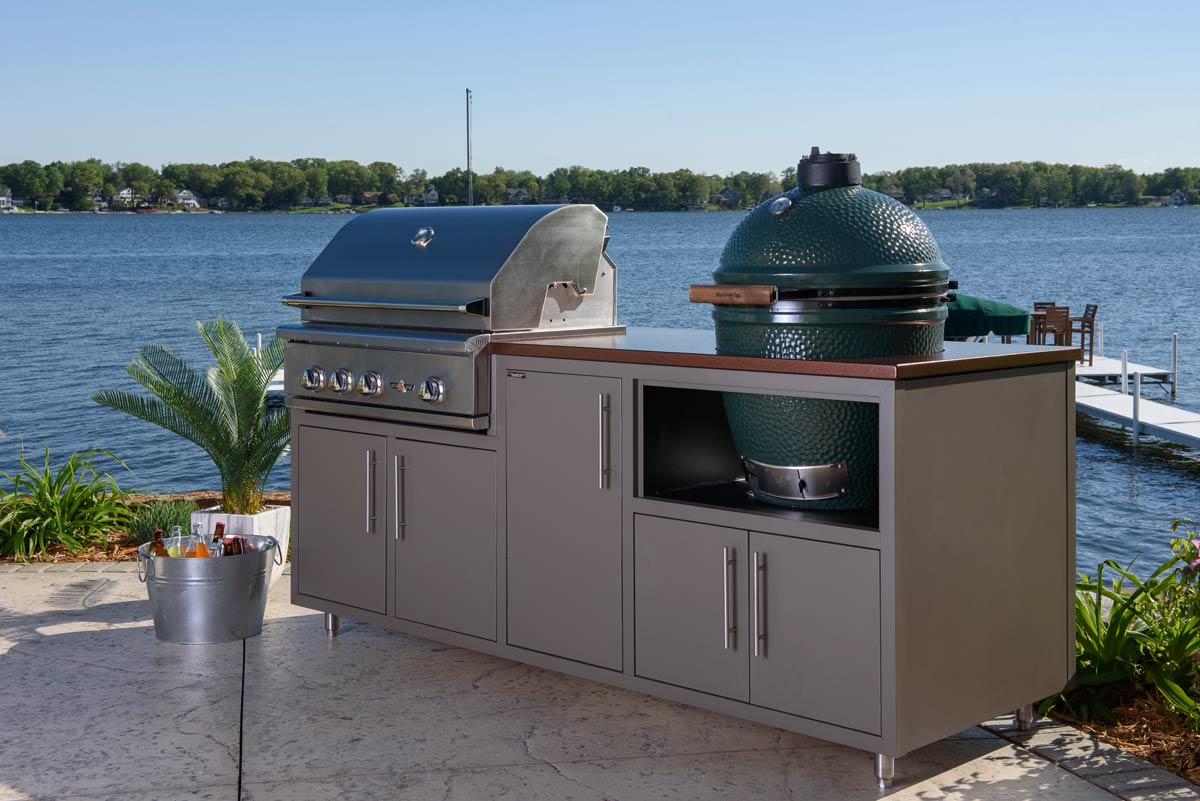 CHALLENGER DESIGNS Kitchen Coastal 83 GDK