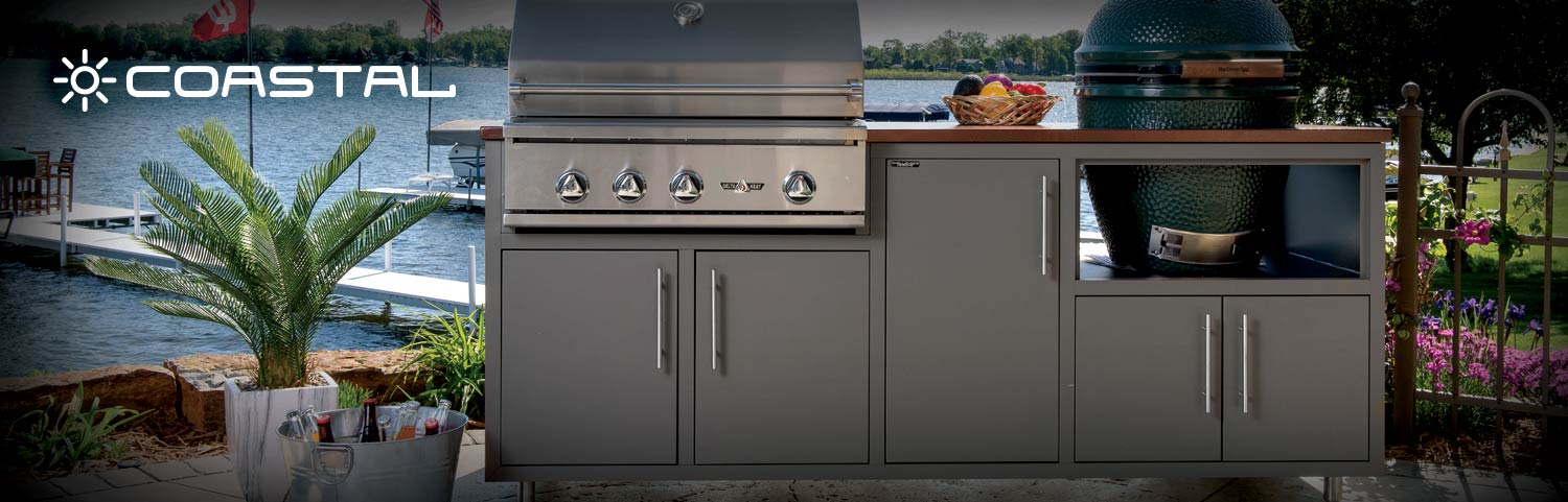 CHALLENGER DESIGNS Kitchen Coastal