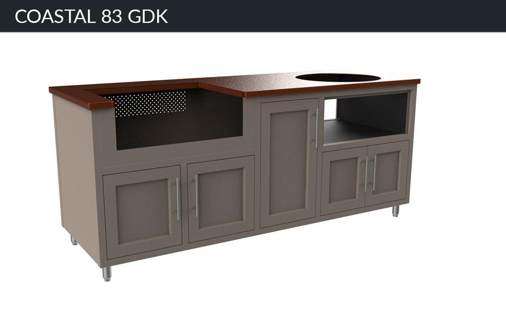 CHALLENGER DESIGNS Coastal 83 GDK