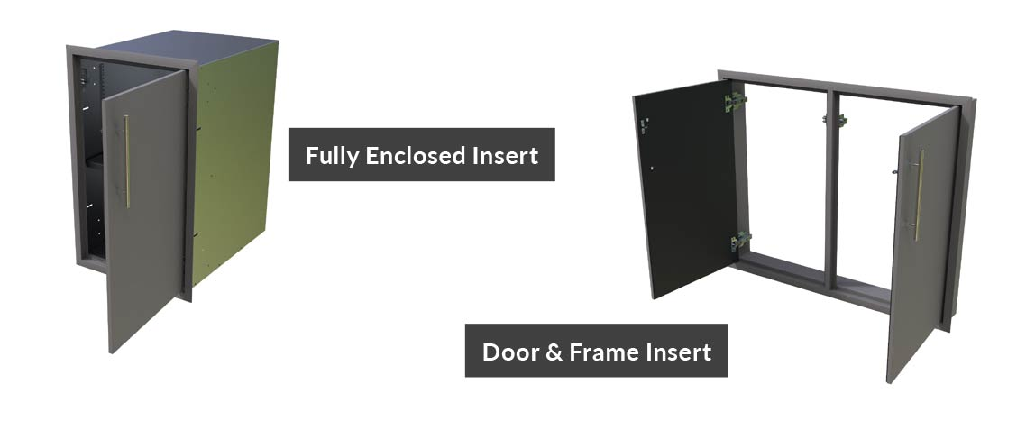 Enclosed Insert or Frame