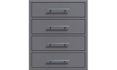 CANYON 4 DRAWER