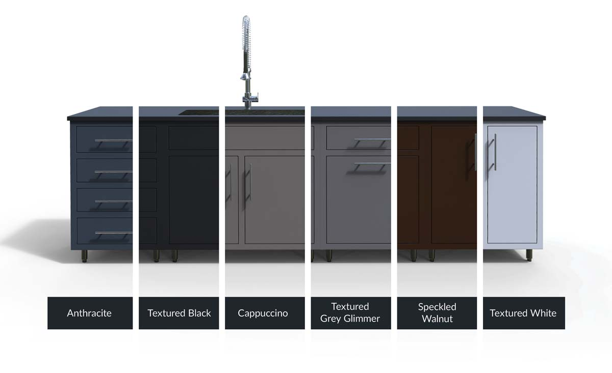 Custom Kitchen Color Choices