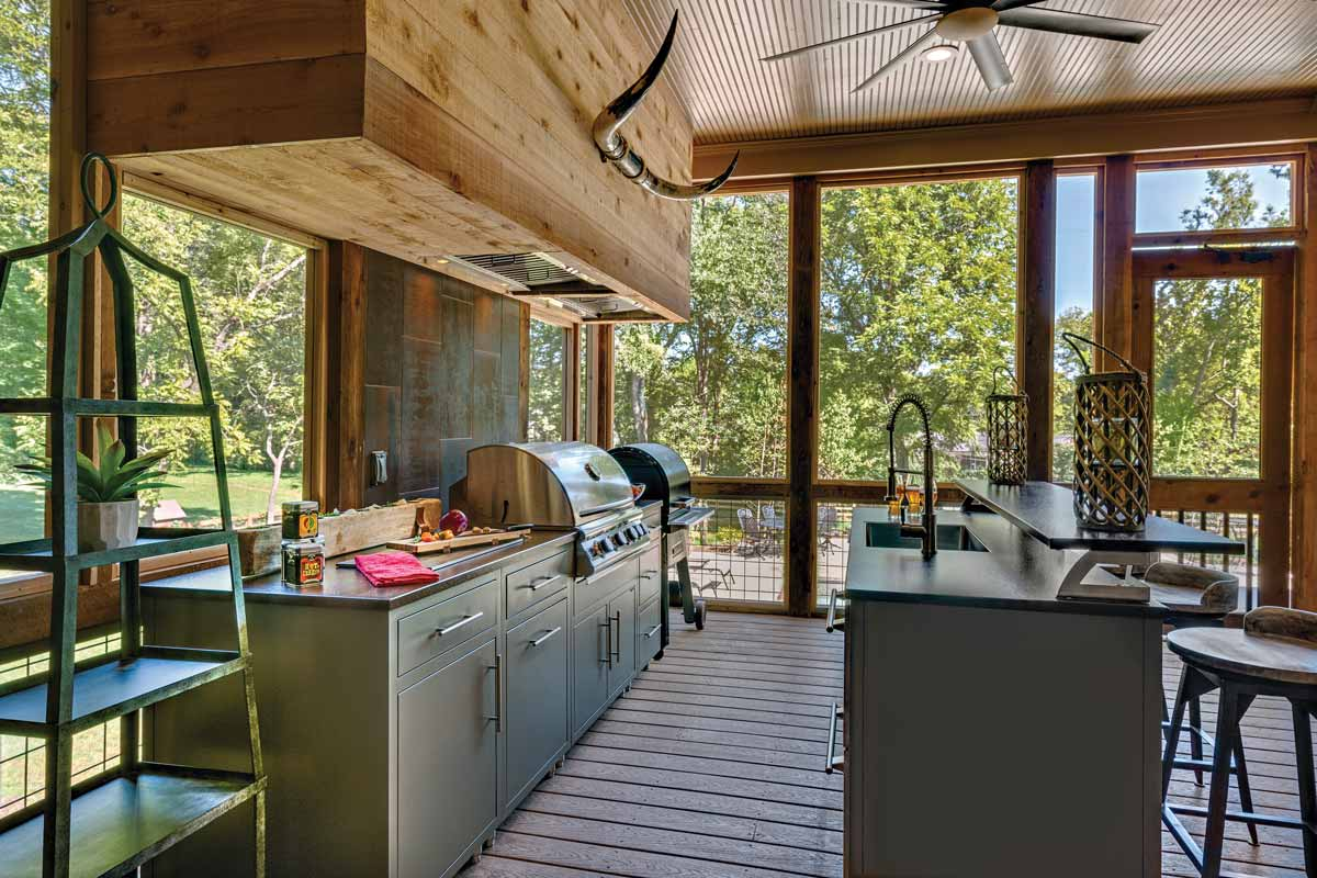 CHALLENGER DESIGNS Custom Kitchens