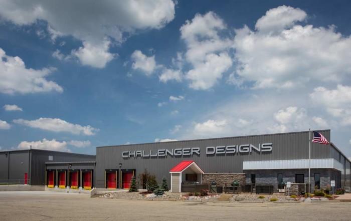 Challenger Designs History
